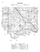 Rockford Township, Wright County 1956